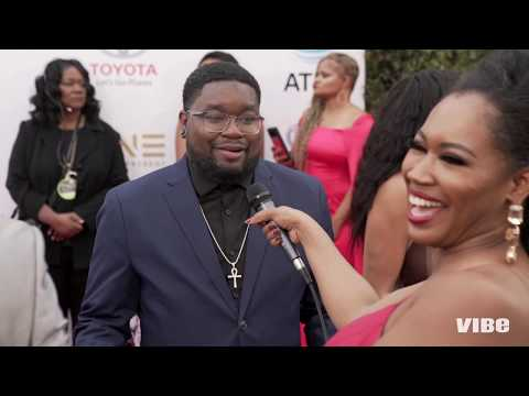 From The Red Carpet: 49th Annual NAACP Image Awards