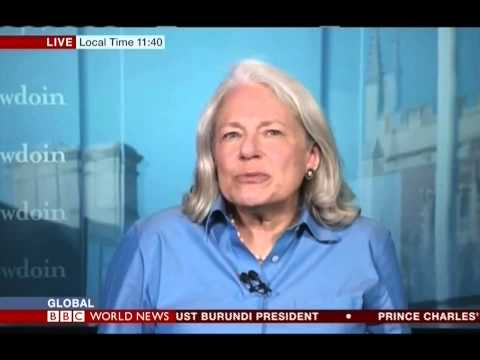 Global Teacher Prize Winner Nancie Atwell on BBC World News