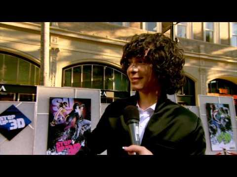 Adam G. Sevani Interview: Step Up 3D Premiere