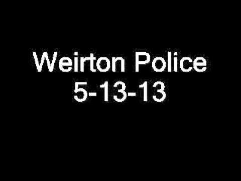 Weirton Police & Fire (Theresa Hall 5-13-2013)
