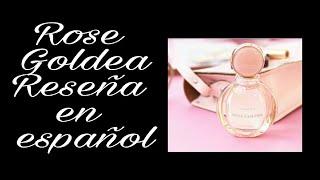 Rose Goldea By Bvlgari: reseña en español