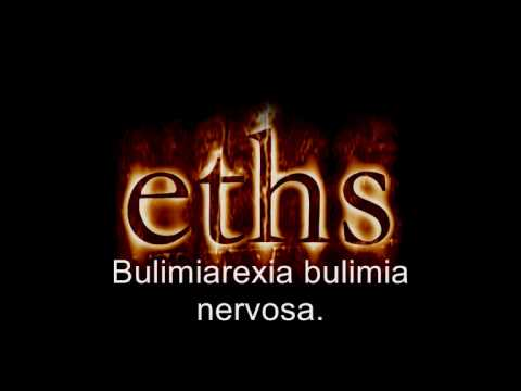 ETHS - BULIMIAREXIA [WITH LYRICS]