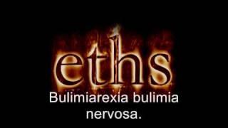 ETHS - BULIMIAREXIA [WITH LYRICS]