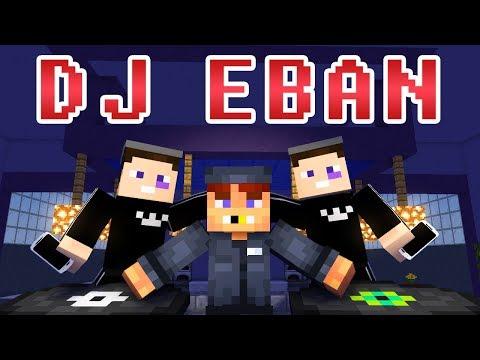 DJ EBAN [ПОЛНАЯ ВЕРСИЯ] КЛИП 2019 - МАЙНКРАФТ ПРИКОЛЫ!!! СУПЕР-ПЕСНЯ!!!