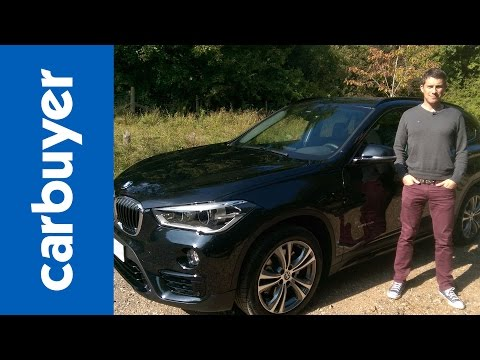 BMW X1 SUV review - Carbuyer