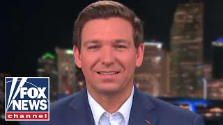 DeSantis: Stakes are high in Florida governor's race