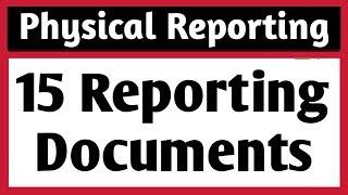UPTU Physical Reporting में कौन-कौनसा Documents लगेगा???