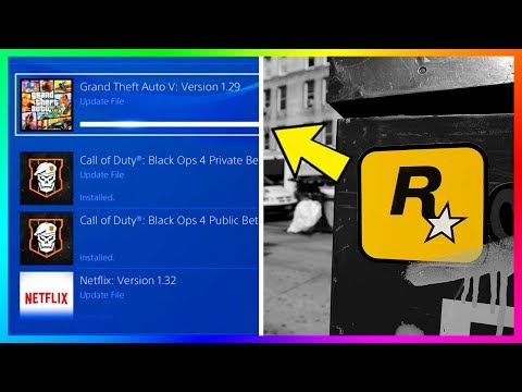 Rockstar Reveals NEW Information About GTA Online Updates - Secret DLC Planning & MORE GTA 5