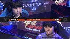 [2020 GSL ST S1] Grand Finals Dark vs Maru