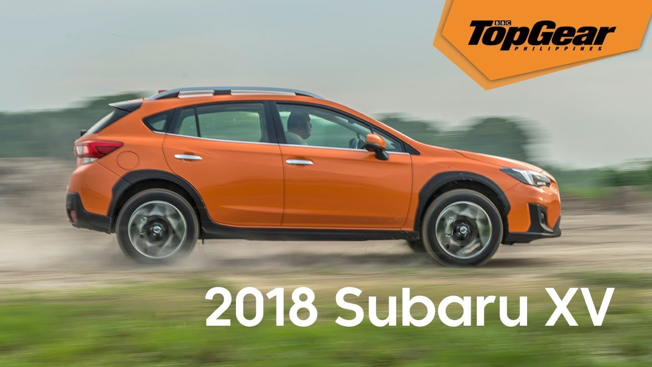 First Drive Of The 2018 Subaru Xv Youtube