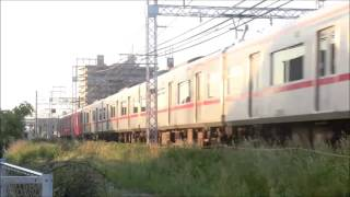 JR東海キハ85系ワイドビューひだを追いかける名鉄2000系ミュースカイ