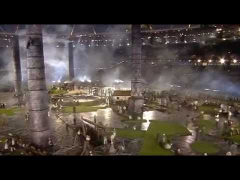 London 2012 Opening Ceremony   Pandemonium Industrial Revolution Section