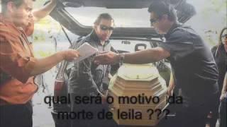 Morte de Leila Lopes ( Homenagem)**