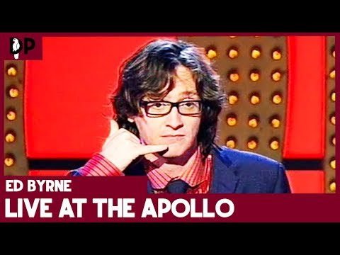 Ed Byrne | Live At The Apollo | Season 5 | Dead Parrot