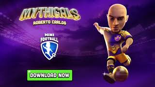 Roberto Carlos has entered the Mini Football stadium! Play now! » https://mcgam.es/377B7LT