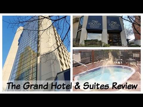 The Grand Hotel & Suites Review - 2 bedroom suite - Downtown