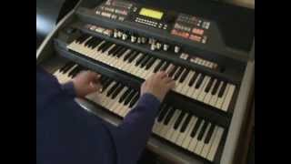 Swedish Rhapsody Hammond XE2   Peter Hayward