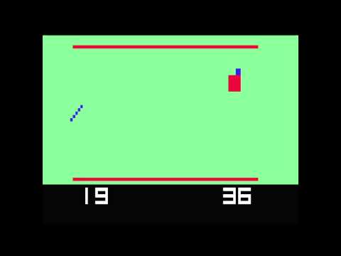 VC 1 - Tic-Tac-Toe & Shooting Gallery - (1976) - Channel F - WIN! HD