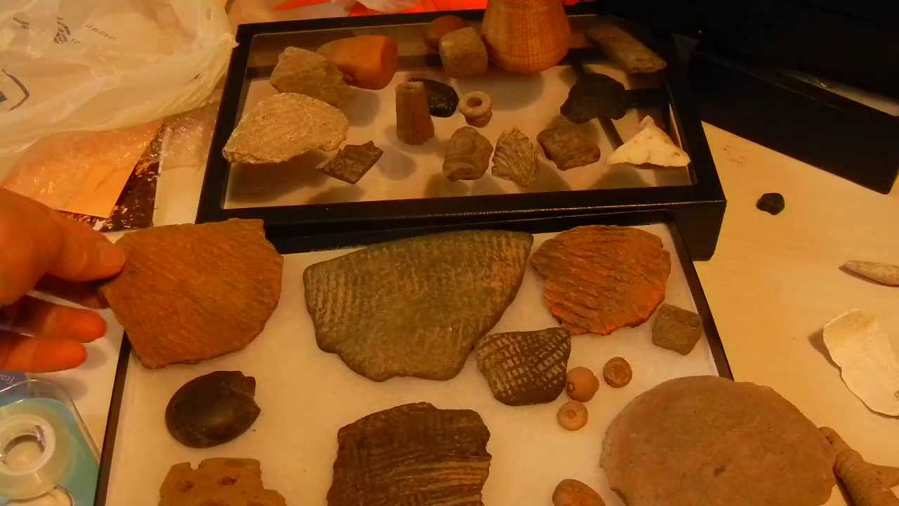 Strange Native American Artifacts Youtube