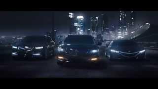 Acura Russia - мощь, динамика, современный внешний вид Acura RLX, 2015 TLX Prototype, NSX Concept