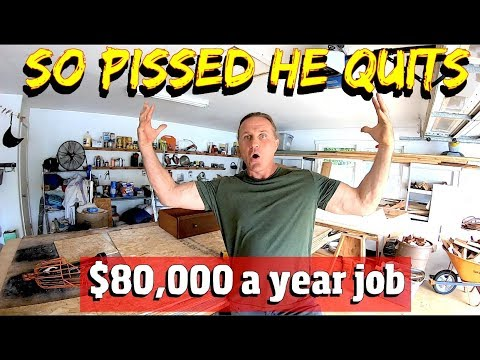 He Quits An $80,000 A Year White Collar Job For Blue Collar Work & Is Making More Money