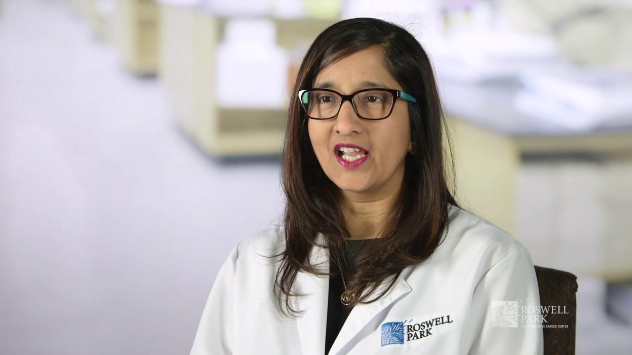 Bhuvana Ramkumar, MD | Roswell Park Comprehensive Cancer Center