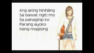 Siguro - Yeng Constantino (Lyrics)