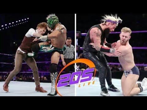 Download WWE 205 Live 7 November 2017 Highlights--WWE 205 Live 11/7/2017 Highlights