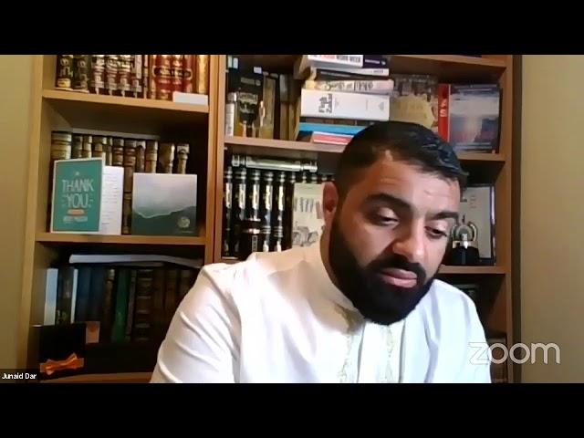 Surah Al-Imran - V141  - The rumors that the Prophet had been killed - Shaykh Junaid Dar Al-Azhary
