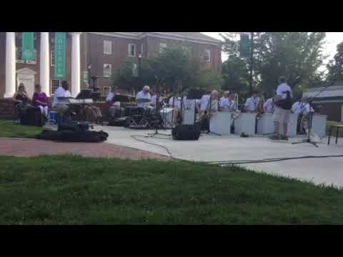 Music in the Park has second Sunday at Greensboro College