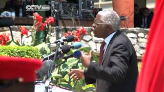 Late Zambian president Michael Sata to be buried on Tuesday