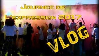 Journée de l'expression LFE 2017 - Vlog