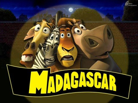 Madagascar- I Like To Move It '05 (Club Mix)