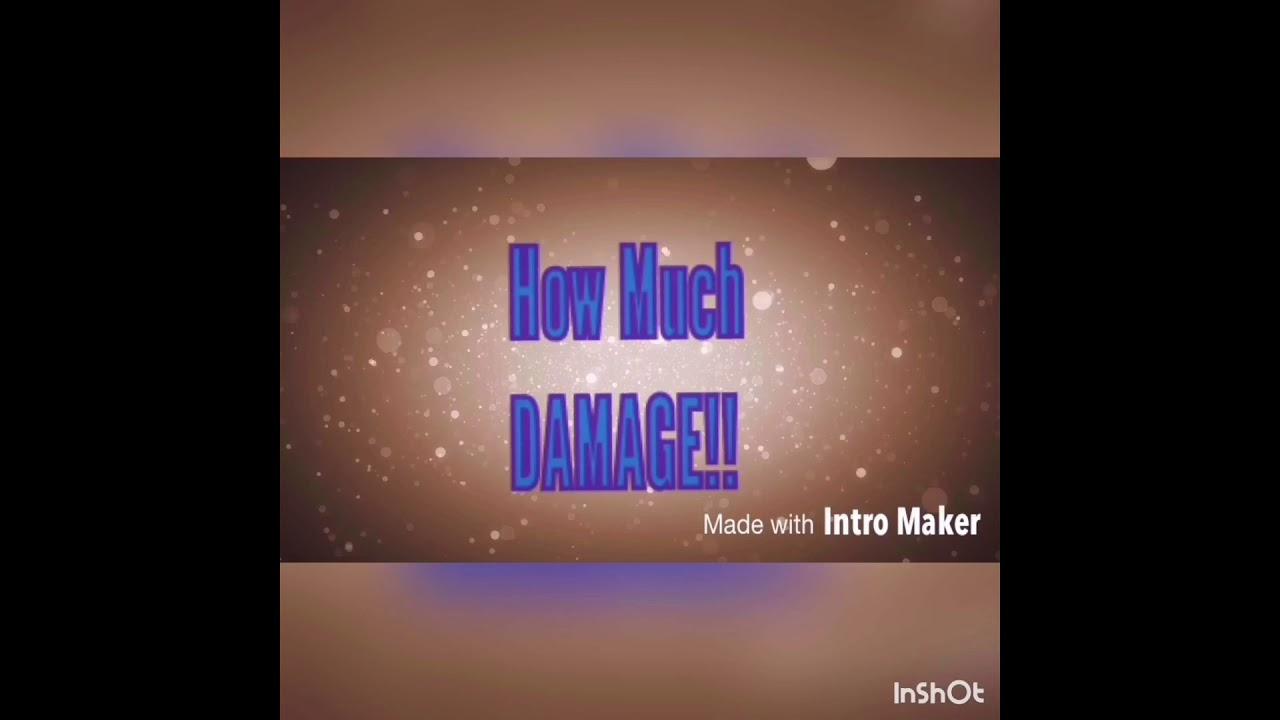 Smashing video #2