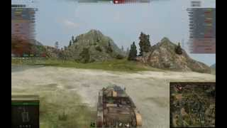 WoT: Covenanter, Heart attack battle with 9 kills