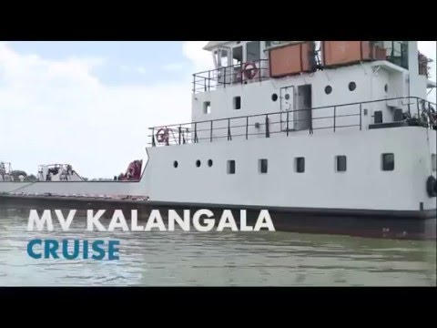 MV Kalangala Ferry -  Your Ride to Ssese islands