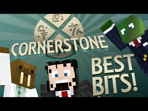 Minecraft Cornerstone - The Best Bits!