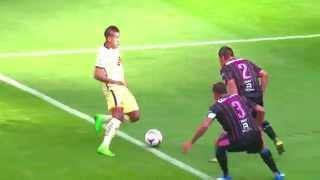 Resumen América 0-1 Gallos Querétaro Jornada 14