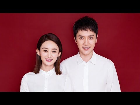 Zhao Liying and Feng Shaofeng announce marriage!