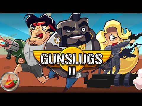 Gunslugs 2 Gameplay (IOS | Android)