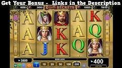 Royal Secrets Online Slot Machine
