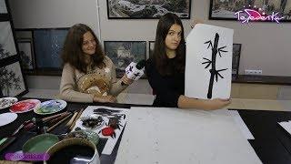 Китайская живопись гохуа...