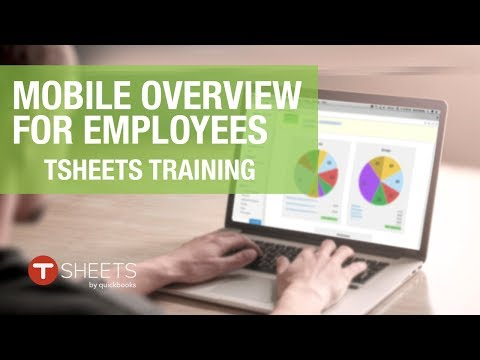 Employee Training on TSheets Mobile App