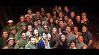 Miss Saigon U.K. says good luck to Miss Saigon Broadway