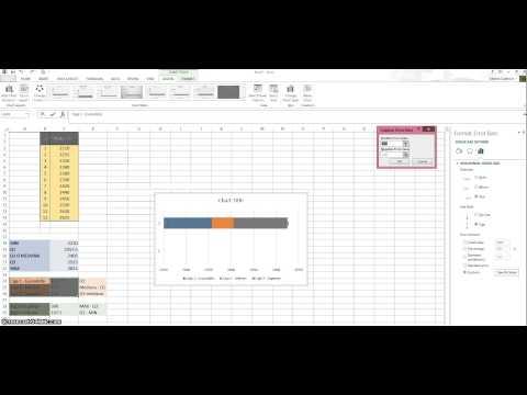 Diagrama de Caja Excel 2013