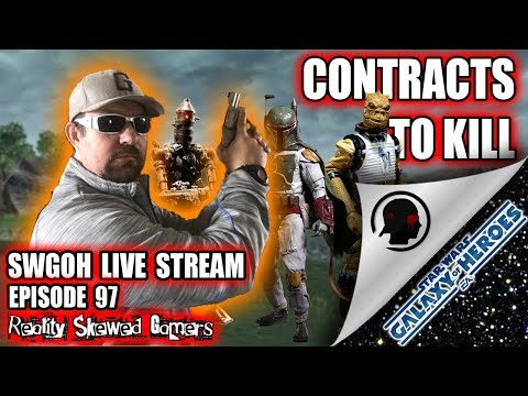 SWGOH Live Stream Episode 97: Contracts To Kill | Star Wars: Galaxy of Heroes #swgoh