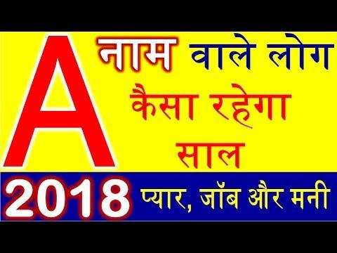 download A Name People Horoscope Rashifal 2018 A नाम वाले लोग राशिफल 2018
