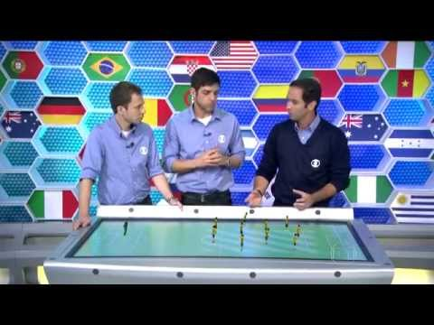 Copa do Mundo 2014 - Central da Copa   Brasil 1x7 Alemanha