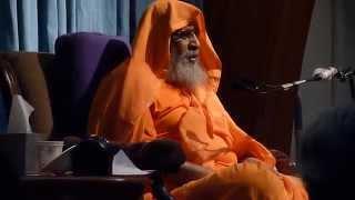 Pujya Swami Dayanand Saraswati (Arsha Vidya Gurukulam,Saylorsburg PA) prayers