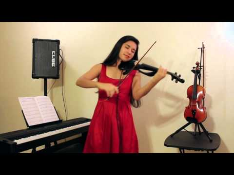 Mary Did You Know? - Helen Cornelius (Violin Cover by Kimberly McDonough)